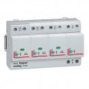 УЗИП - защита главных комплектных устройств - Iimp 25 кА - 4П - 8 модулей