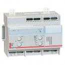 Дистанционно управляемый светорегулятор - для ламп накаливания и галогенных ламп - 230 В~ - 6 модуля