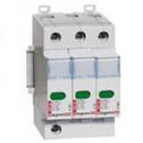 Устройство защиты от импульсных перенапряжений - защита высшего уровня - Imax 70 кА - 3П