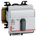 Переключатель для вольтметра - трехфазный - 4-позиционный - монтаж на рейке DIN