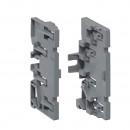 Универсальное основание колодок - для установки клеммных колодок любого типа