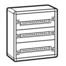 Шкаф с металлическим корпусом 3х24, XL3 160