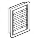 Шкаф  встраиваемый 4х24, XL3 160