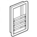 Шкаф  встраиваемый 3х24 + доп. пространство, XL3 160