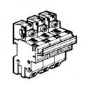 Выключатель-разъединитель SP 58 - 3П - 6 модулей - для промышленных предохранителей 22х58