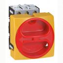 Выключатель-разъединитель - для скрытого монтажа - 3П - 25 A