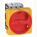 Выключатель-разъединитель - для скрытого монтажа - 3П - 50 A