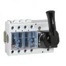 Выключатель-разъединитель Vistop - 63 A - 3П - рукоятка спереди - черная рукоятка