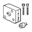 Боковая рукоятка управления (с левой стороны) - для красной рукоятки - для выключателя-разъединителя Vistop 32 A