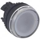 Головка индикатора - Osmoz - для комплектации - с подсветкой - IP 66 - белый