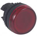 Головка индикатора - Osmoz - для комплектации - с подсветкой - IP 66 - красный