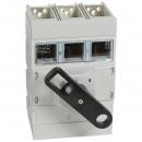 Выключатель-разъединитель DPX-IS 1600 - с дистанционным отключением - 1000 A - 3П - стандартная рукоятка