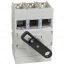 Выключатель-разъединитель DPX-IS 1600 - с дистанционным отключением - 1600 A - 3П - стандартная рукоятка