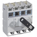 Выключатель-разъединитель DPX-IS 1600 - с дистанционным отключением - 800 A - 4П - стандартная рукоятка