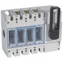 Выключатель-разъединитель DPX-IS 630 - без дистанционного отключения - 400 A - 3П - рукоятка спереди