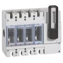 Выключатель-разъединитель DPX-IS 630 - без дистанционного отключения - 630 A - 4П - рукоятка спереди