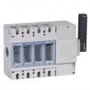 Выключатель-разъединитель DPX-IS 630 - без дистанционного отключения - 400 A - 4П - рукоятка справа