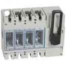Выключатель-разъединитель DPX-IS 630 - с дистанционным отключением - 400 A - 3П - рукоятка спереди
