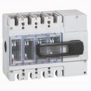 Выключатель-разъединитель DPX-IS 630 - с дистанционным отключением - 630 A - 4П - рукоятка спереди