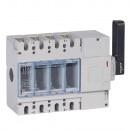 Выключатель-разъединитель DPX-IS 630 - с дистанционным отключением - 630 A - 4П - рукоятка справа