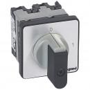Выключатель - положение вкл/откл - PR 12 - 1П - 1 контакт - крепление на дверце