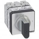 Выключатель - положение вкл/откл - PR 17 - 3П - 3 контакта - крепление на дверце