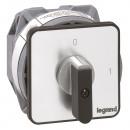 Выключатель - положение вкл/откл - PR 40 - 2П - 2 контакта - крепление на дверце