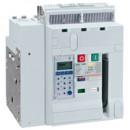 Воздушный автоматический выключатель DMX3 2500 - lcu 65 кА - фиксированное исполнение - 4П - 1600 A