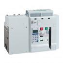 Воздушный автоматический выключатель DMX3 4000 - lcu 100 кА - фиксированное исполнение - 4П - 3200 A