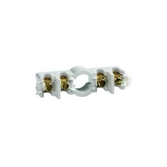 Клеммная колодка - Программа Plexo - 4 клеммы 4 мм² - для распределительных коробок DLPlus (комплект 20 шт.)