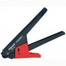 Монтажный инструмент Colson - для затяжки и обрезки хомутов - черно-красный