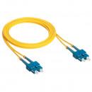 Оптоволоконный шнур OS 1 - одномодовый - SC/SC - длина 3 м