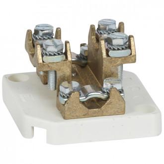 Клеммник-разветвитель - подключение без разрыва кабеля - для кабеля 240 мм² (комплект 5 шт.)
