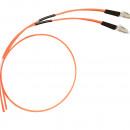 Оптоволоконный шнур OM 2 - многомодовый - SC/LC - длина 3 м