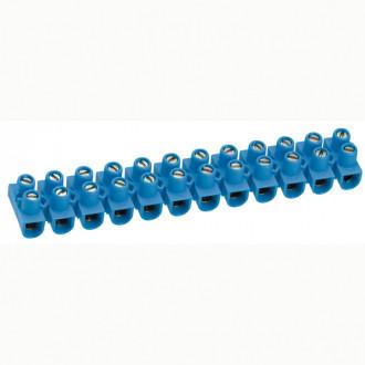 Клеммный блок Nylbloc - сечение 6 мм² - синий (комплект 10 шт.)