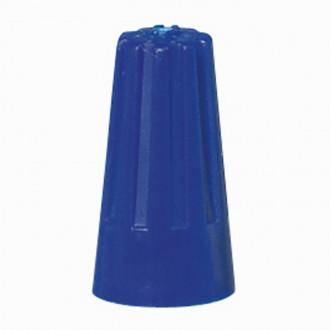 Колпачёк Capvis - номинальное сечение 1.5 мм² - синий - коробка (комплект 1000 шт.)