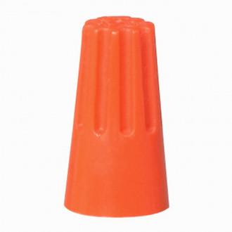 Колпачёк Capvis - номинальное сечение 1.5 до 2.5 мм² - оранжевый - коробка (комплект 1000 шт.)