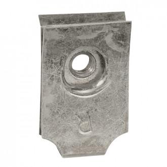 Клипса для винта M5 - для перфорированных пластин (комплект 100 шт.)
