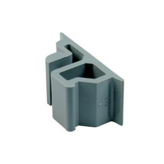 Адаптер для установки на ассиметричную рейку аппарата, предназначенного для закрепления на симметричной рейке (комплект 20 шт.)