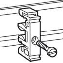 Адаптер для монтажа на рейке EN 60715 - под винт М4 (комплект 100 шт.)