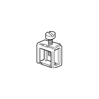 Соединитель 1,5 до 4 мм² - для кабеля заземления Кат. № 0 373 49 (комплект 100 шт.)