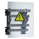 Распределительный блок со ступенчато расположенными шинами - 160 A