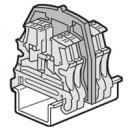 Разделительная и изолирующая перегородка Viking 3 - для винтовых клемм - 2 входа/2 выхода - с разъед. - с шагом 6 мм