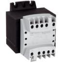 Однофазный разделительный трансформатор - первичная обмотка 230/400 В / вторичная обмотка 115/230 В - 100 ВА
