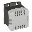 Однофазный трансформатор обеспечения безопасности - первичная обмотка 230/400 В / вторичная обмотка 12/24 В - 310 ВА
