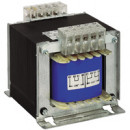 Однофазный трансформатор обеспечения безопасности - первичная обмотка 230/400 В / вторичная обмотка 12/24 В - 450 ВА