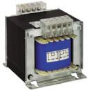 Однофазный трансформатор обеспечения безопасности - первичная обмотка 230/400 В / вторичная обмотка 12/24 В - 630 ВА