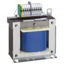 Однофазный трансформатор обеспечения безопасности - первичная обмотка 230/400 В / вторичная обмотка 12/24 В - 1000 ВА