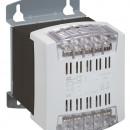 Однофазный трансформатор упр. и разд. цепей - первичная обмотка 230/400 В / вторичная обмотка 115/230 В - 1000 ВА