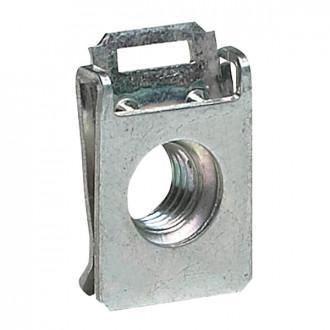 Клипса для самонарезающих винтов M8 - для рам шкафов Altis и перфорированных траверсов (комплект 50 шт.)